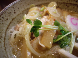 藤丸 しおつけ麺(具)