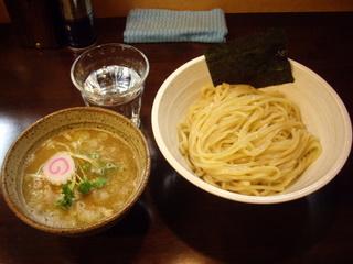 藤丸 しおつけ麺