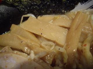 ザ・マグナムハウス豪腕味噌 豪腕味噌らーめん+野菜炒め(メンマ)