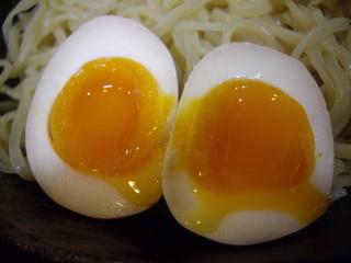 麺屋桑田 茶山つけ麺(味玉)