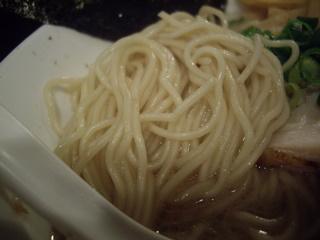 不知火 らーめん白(麺)