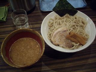 縄麺 男山 男山つけ麺