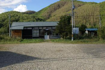 上白滝駅駅舎