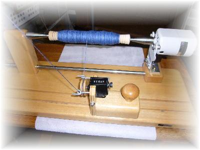 電動管巻き機