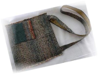 裂き織りショルダー3