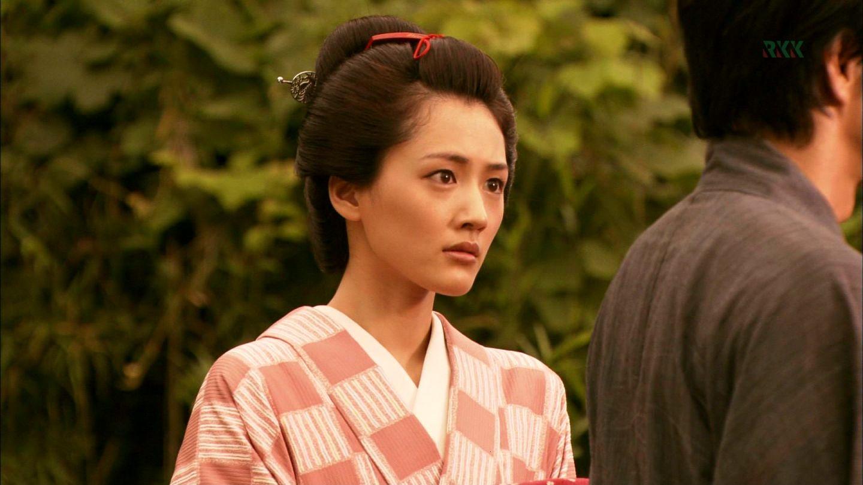 綾瀬はるかさんの肖像