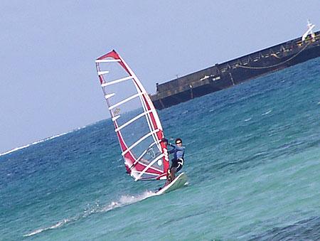 2009年12月28日今日のマイクロビーチ3