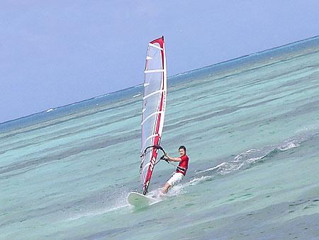 2009年12月29日今日のマイクロビーチ