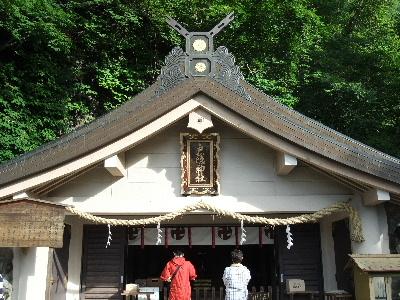 戸隠神社ー奥社