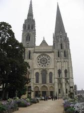 大聖堂正面