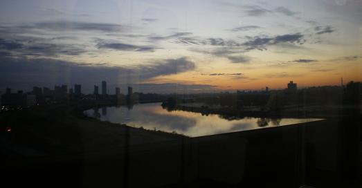 2012.2.2分 トラバ 夕焼け写真 8