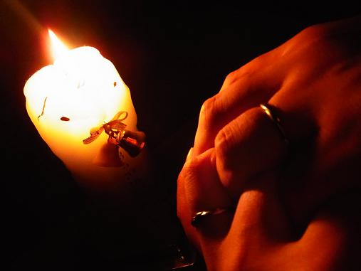 2012.2.8 結婚記念日3年目 4