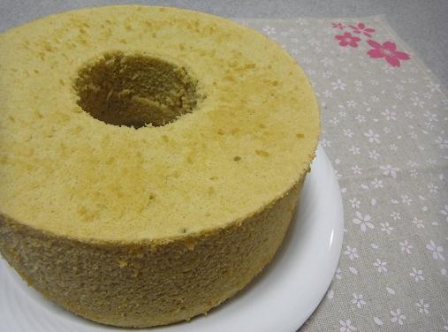 2012.3.3分 日常 ひな祭りぽくなったケーキw 1