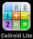 iPhone表計算icon