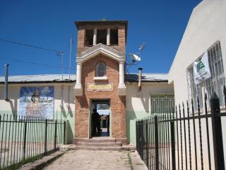 タラウマラ人の寄宿学校