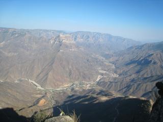 ウリエケ渓谷