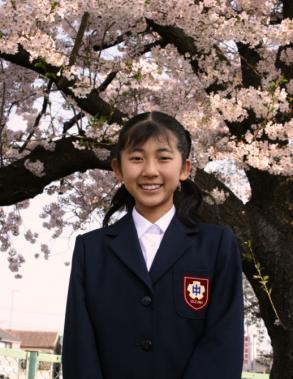 8時15分の桜