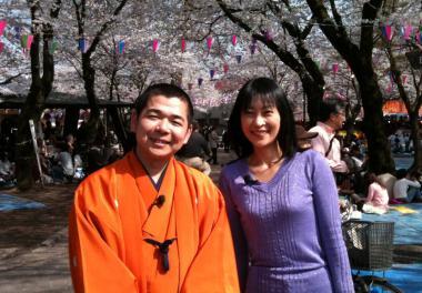 喜多院桜1