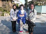 竜小太郎さんと蔵造りの町並みを…