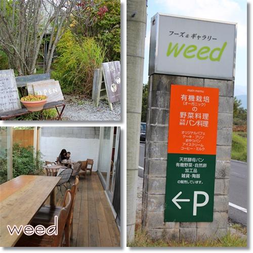 フーズ&ギャラリー weed
