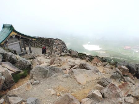 20110715御前峰山頂2