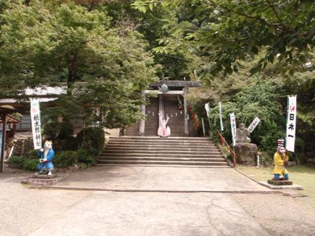20110729桃太郎神社2