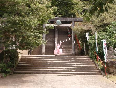 20110729桃太郎神社3