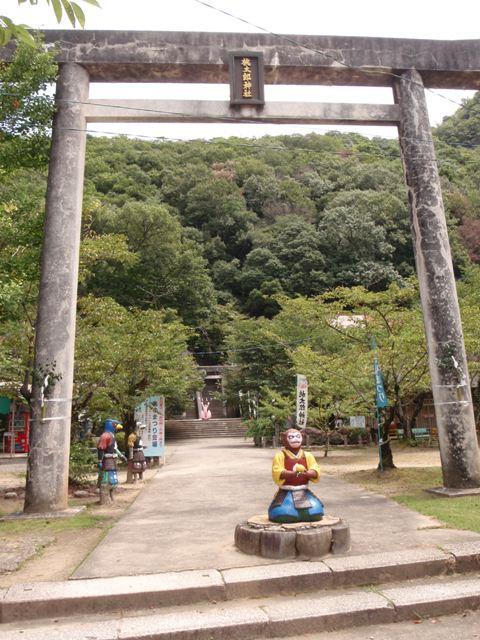 20110729桃太郎神社1