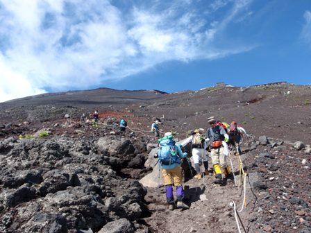 20110808-07本七過ぎ登山道