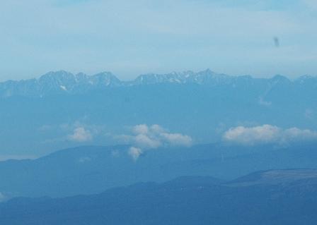 20110812-赤岳天望荘からみた北ア