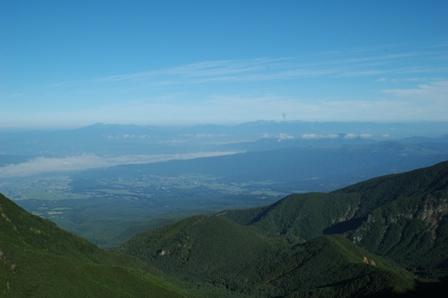 20110812-赤岳天望荘からみた北ア一番遠景
