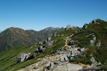 20110924_09木曽駒と三の沢岳