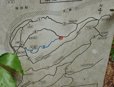 20110930-22分岐道標