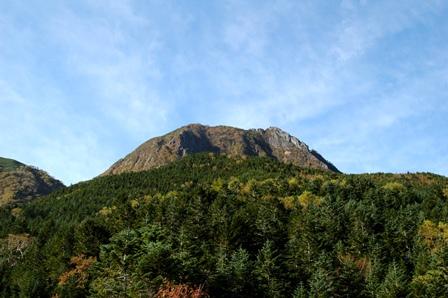20111001-12阿弥陀岳遠景