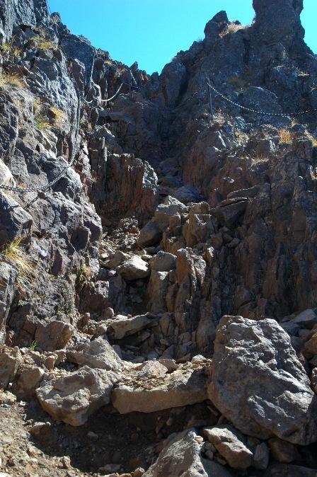 20111001-24赤岳岩稜2