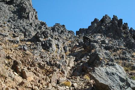 20111001-24赤岳岩稜3