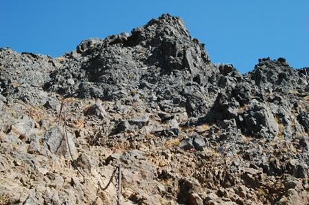 20111001-24赤岳岩稜4