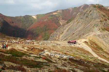20111008-19峰の茶屋へ