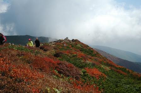 20111009-21湿原手前稜線2
