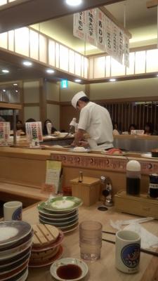 回転寿司『トリトン』