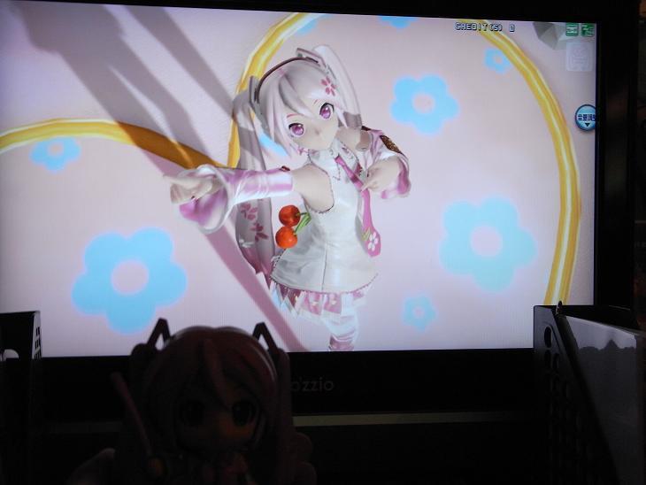 DIVAで桜ミク11
