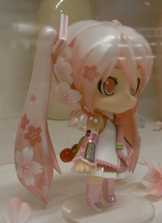 ねんどろ桜ミク2