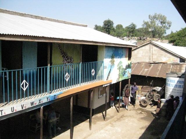 マゴソスクールの旧校舎