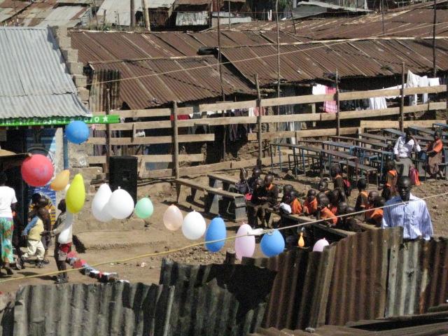 マゴソスクールの新校舎