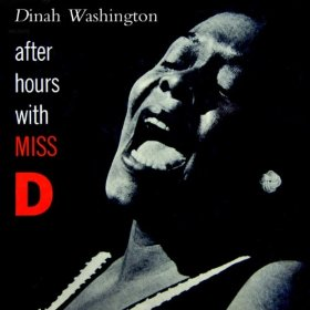 Dinah Washington(Bye Bye Blues)