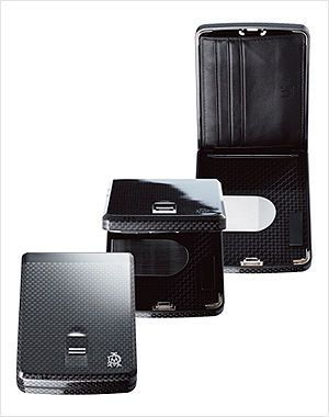 「DunhillのSecurity Wallet」