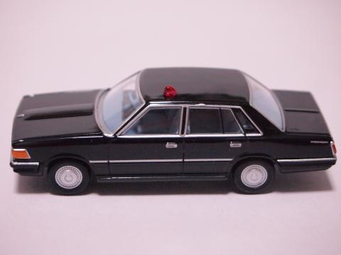TLVN 西部警察 セドリック覆面パトカー