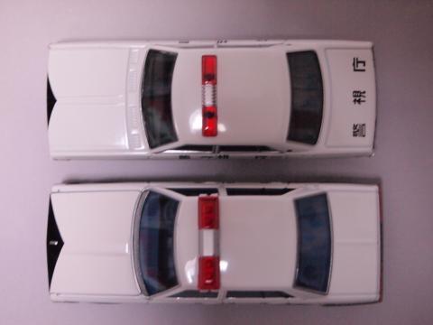 TLVN セドリックパトカー