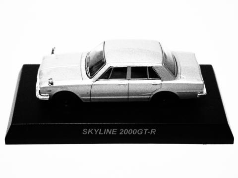 京商 スカイライン 2000GT-R