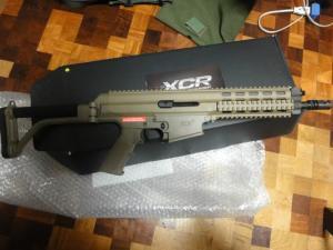XCR-1